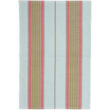 Staffordshire Stripe Woven Cotton Rug Dash Amp Albert