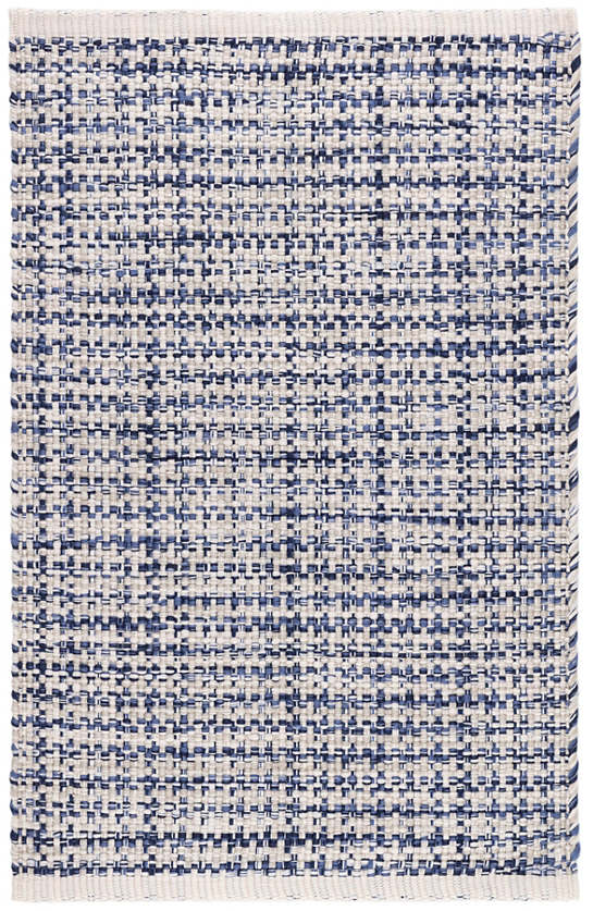 Journey Blue Indoor/Outdoor Rug
