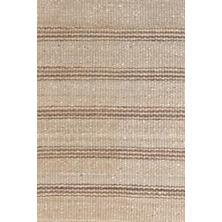 Jute Ticking Natural Woven Rug