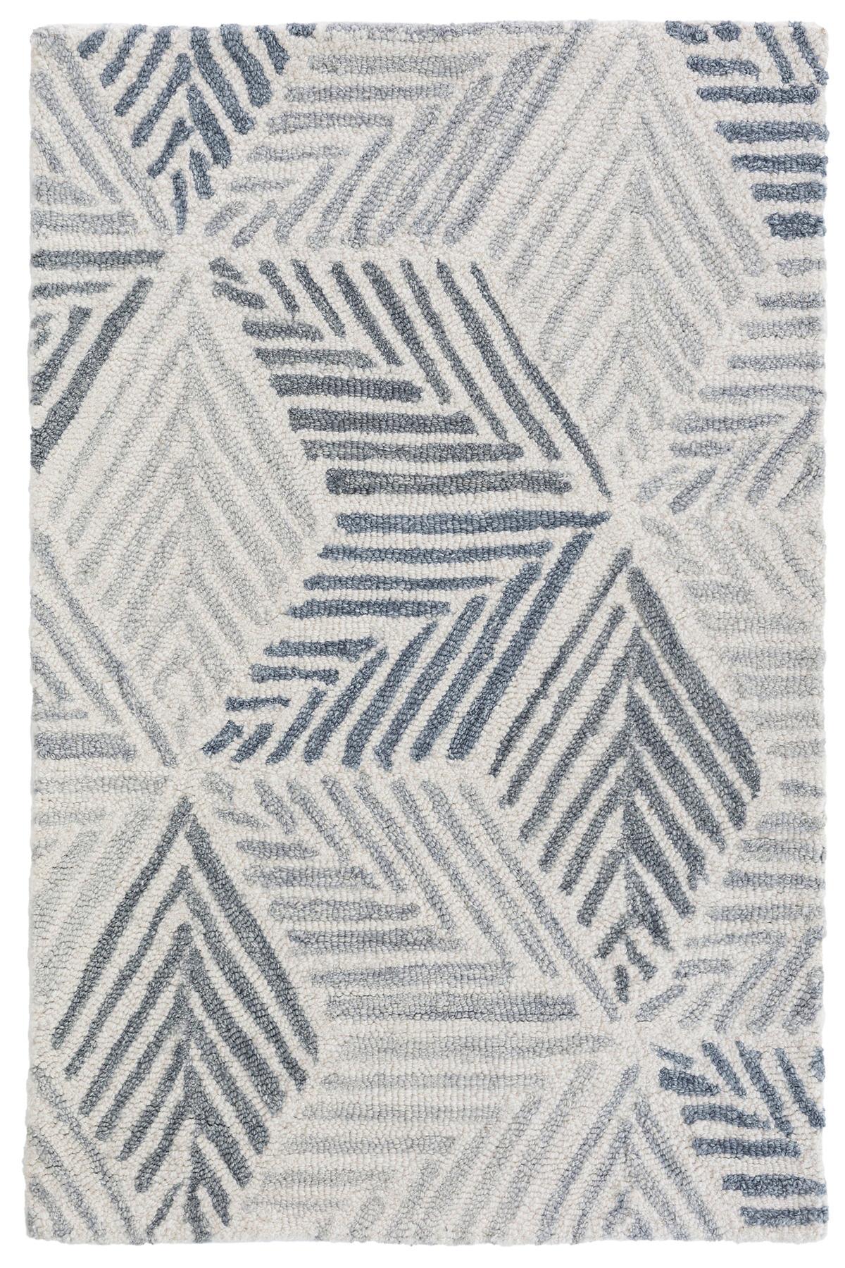 Karari Hooked Wool Rug