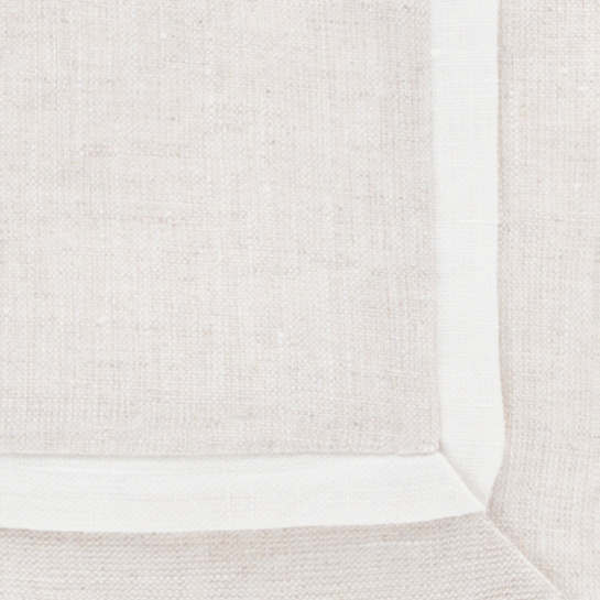 Keaton Linen Natural Swatch