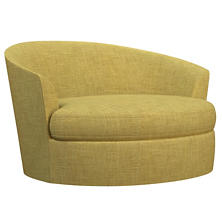 Canvasuede Citrus Kenly Chair