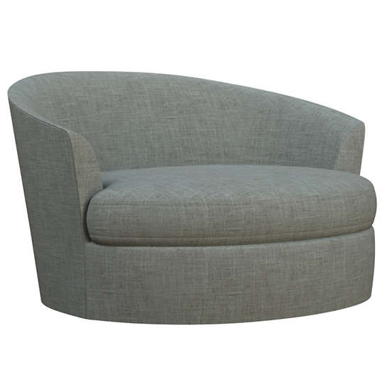 Canvasuede Ocean Kenly Chair