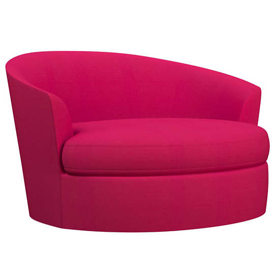 Estate Linen Fuchsia Kenly Chair