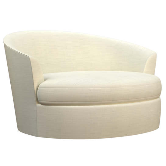 Estate Linen Ivory Kenly Chair