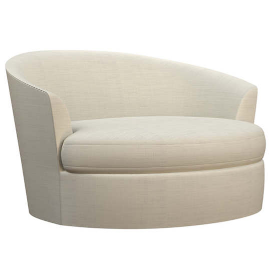 Estate Linen Pearl Grey Kenly Chair