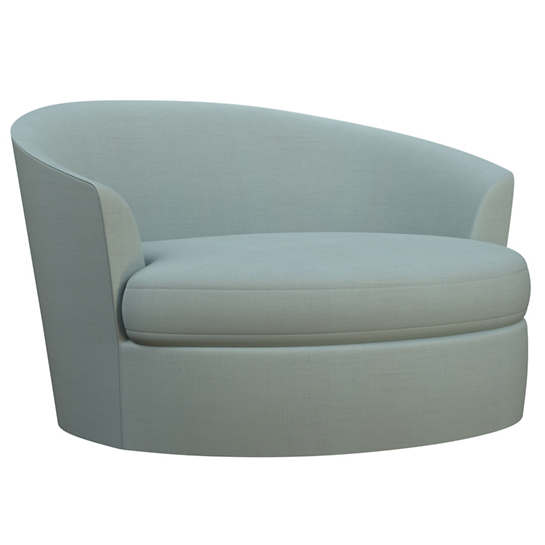 Estate Linen Sky Kenly Chair