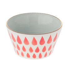 Kissed Raindrops Bowl
