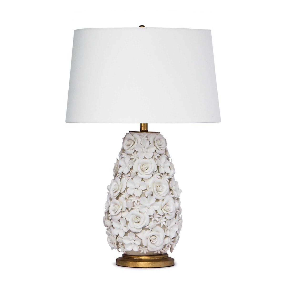 Fondant Floral Lamp