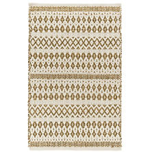 La Palma Natural Woven Jute/Cotton Rug