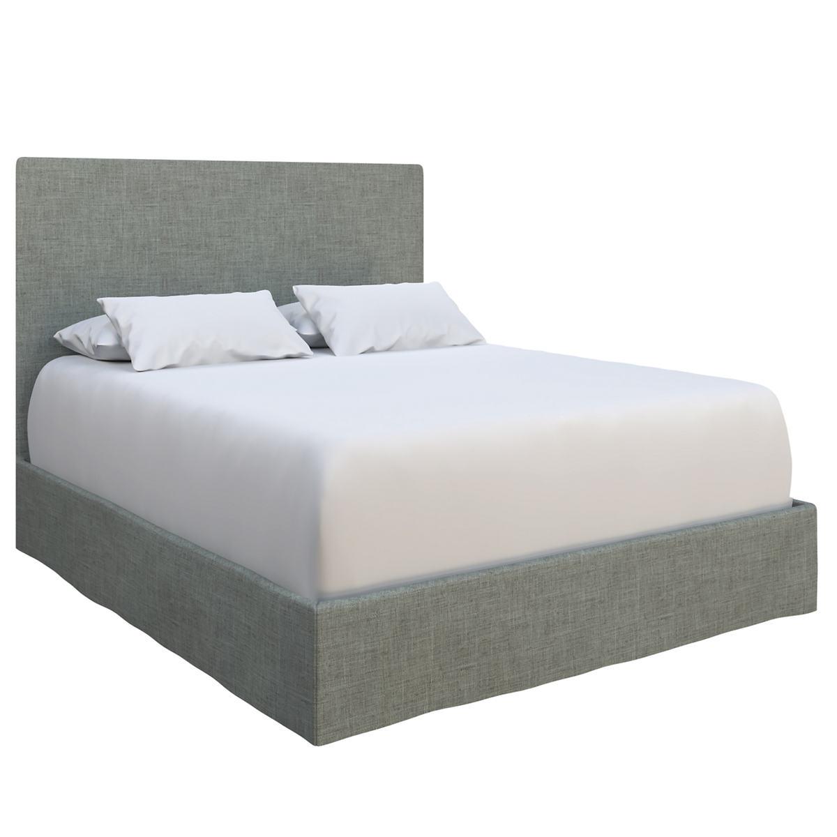 Canvasuede Ocean Langston Bed