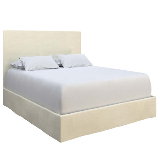 Estate Linen Ivory Langston Bed