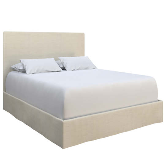 Estate Linen Pearl Grey Langston Bed