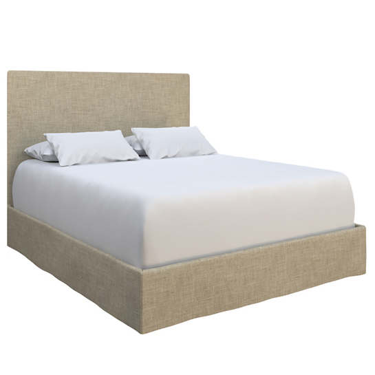 Greylock Grey Langston Bed