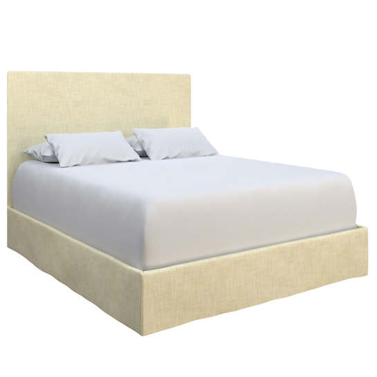Greylock Ivory Langston Bed