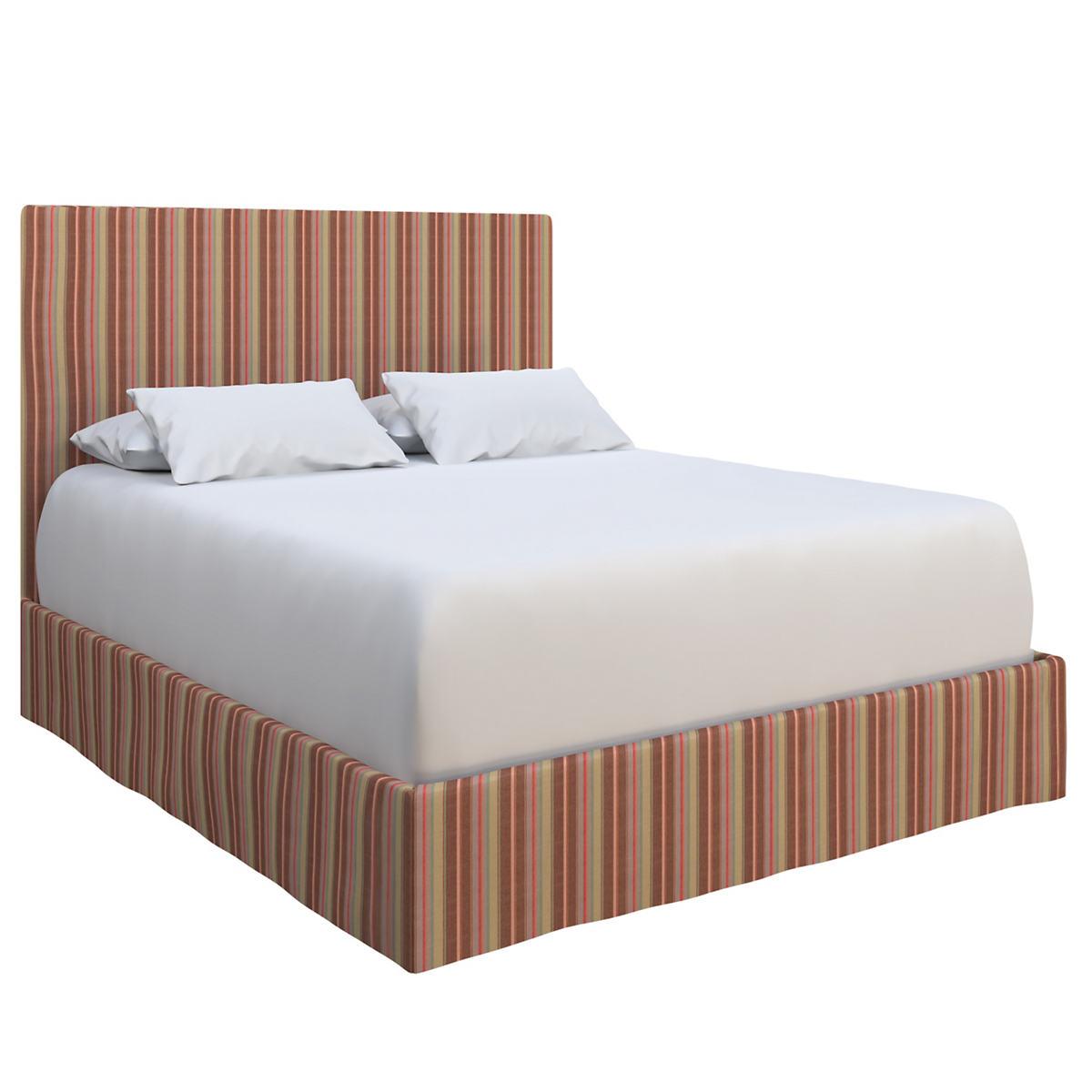 Highclere Stripe Langston Bed