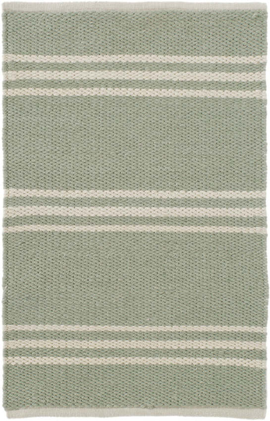 Lexington Ocean/Ivory Indoor/Outdoor Rug | The Outlet