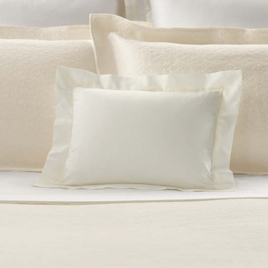 Lia Ivory Decorative Pillow