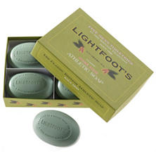 Lightfoot's Soap Gift Set