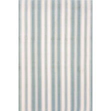 Lighthouse Light Blue/Ivory Indoor/Outdoor Rug