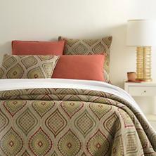 Lima Linen Multi Duvet Cover