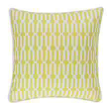 Links Chartreuse Indoor/Outdoor Decorative Pillow