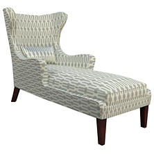 Links Dove Mirage Tobacco Chaise