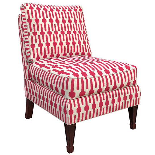 Links Fuchsia Eldorado Chair