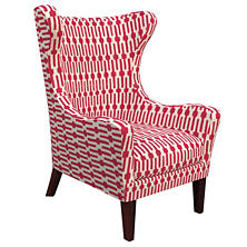 Links Fuchsia Mirage Tobacco Chair
