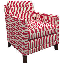 Links Fuchsia Ridgefield Chair