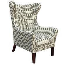 Links Graphite Mirage Tobacco Chair