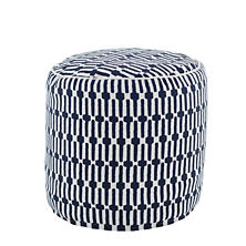 Links Indoor/Outdoor Pouf