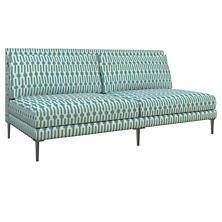 Links Turquoise Portola Sofa