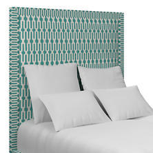 Links Turquoise Stonington Headboard