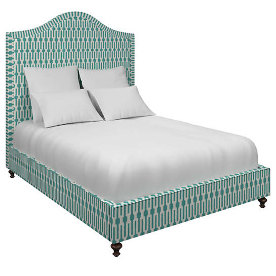 Links Turquoise Westport Bed