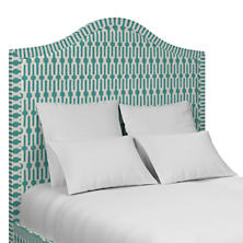 Links Turquoise Westport Headboard