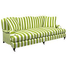 Alex Green Litchfield 3 Seater Sofa