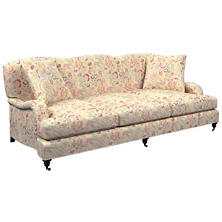 Ines Linen Litchfield 3 Seater Sofa