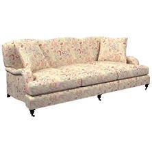 Ines Linen Litchfield 3 Seater Sofa