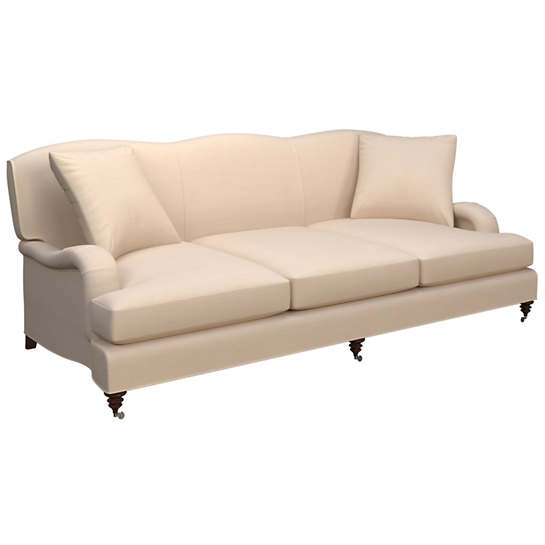 Solstice Petal Litchfield 3 Seater Sofa