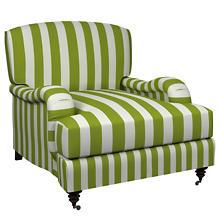 Alex Green Litchfield Chair