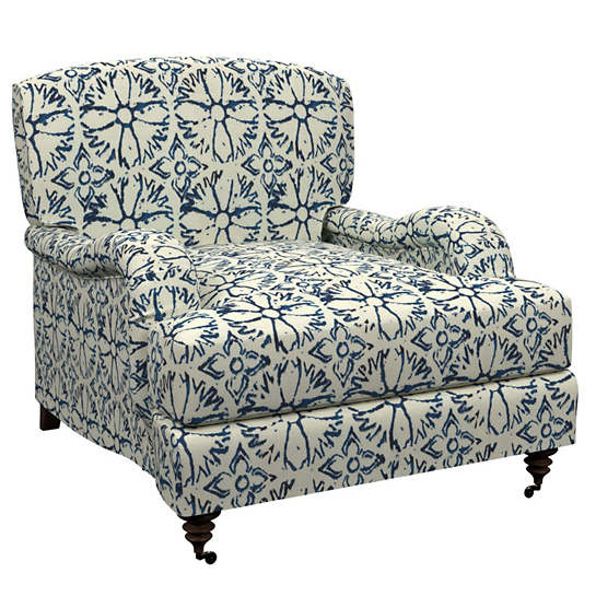 Aylin Linen Litchfield Chair