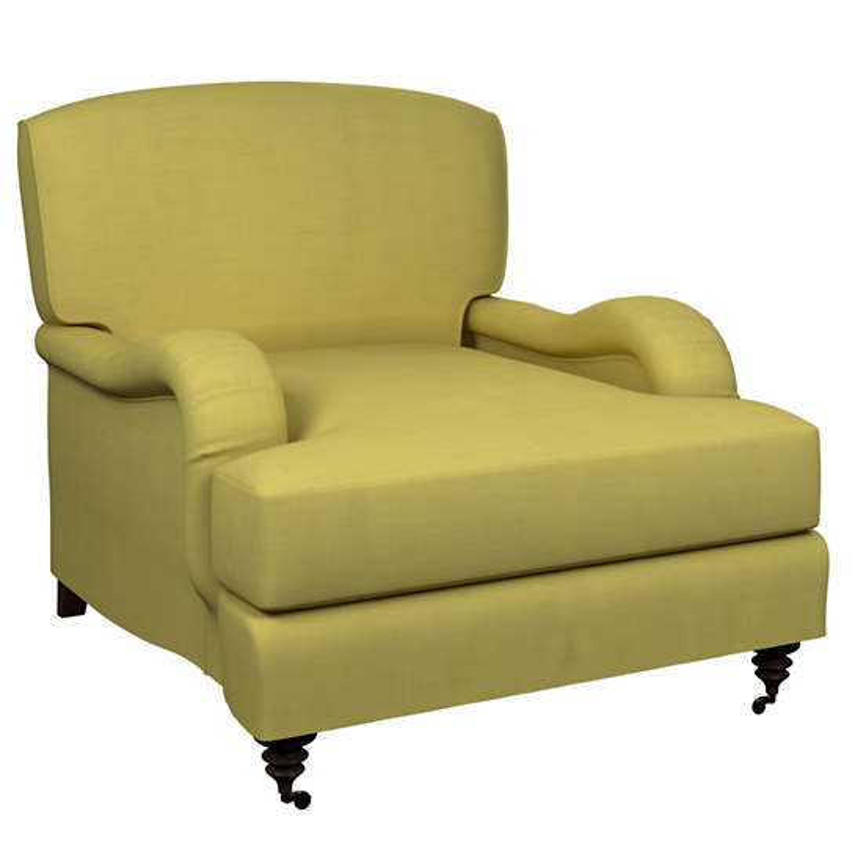 Estate Linen Citrus Litchfield Chair