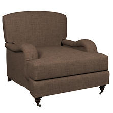 Greylock Brown Litchfield Chair