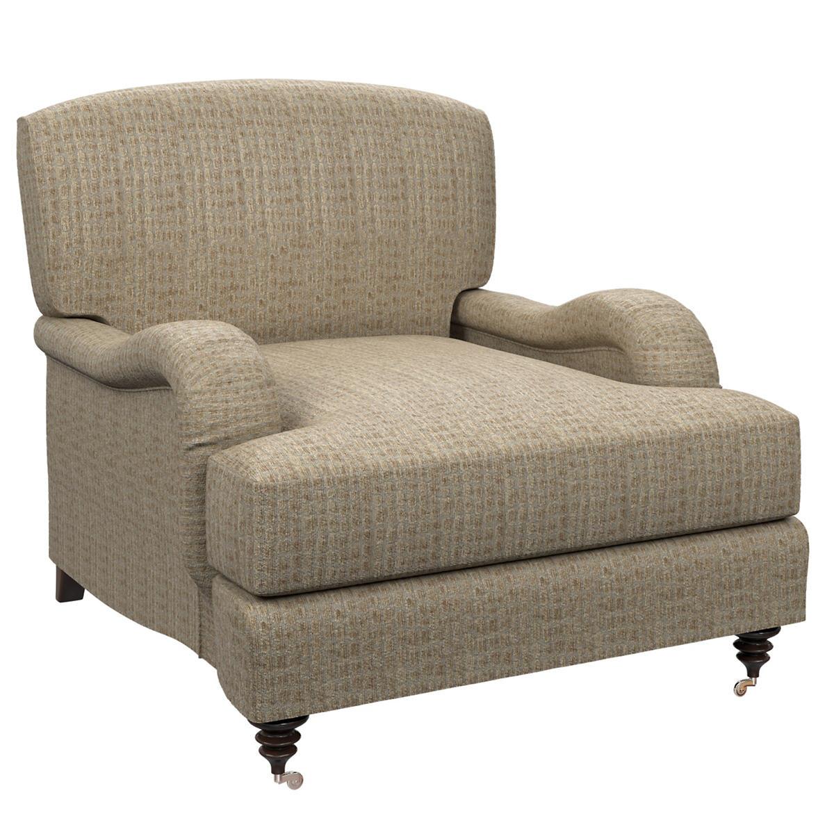 Pebble Sand Litchfield Chair