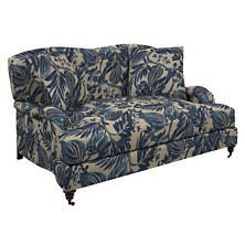 Antigua Linen Litchfield Loveseat