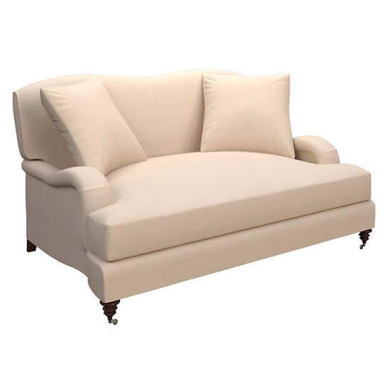 Solstice Petal Litchfield Loveseat
