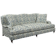 Aylin Linen Litchfield 3 Seater Sofa