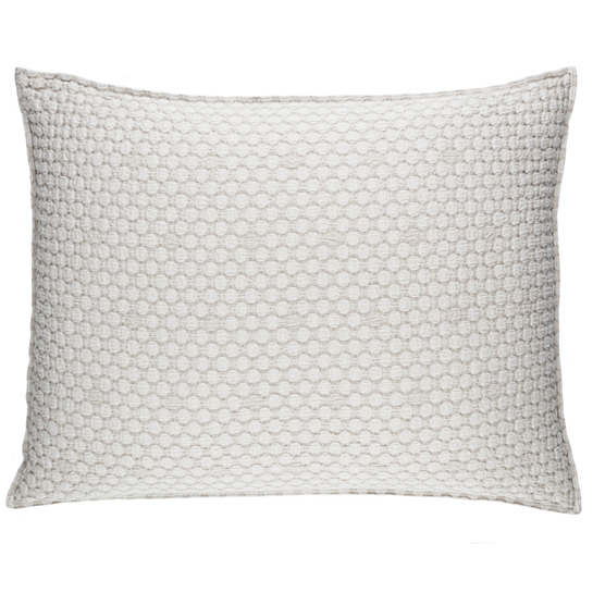 Lodi Sand Matelassé Decorative Pillow