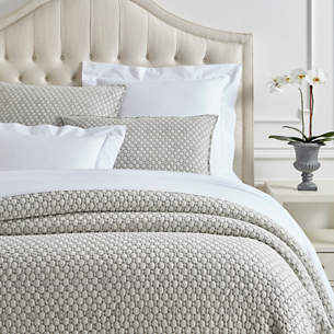Perfect Lodi Matelassé Coverlet
